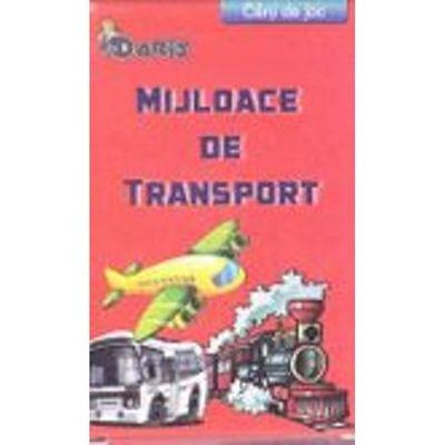 Carti de joc - Mijloace de transport