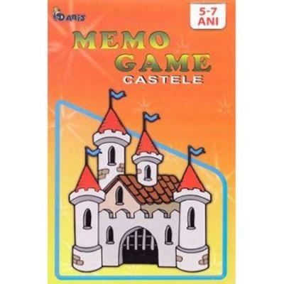 Memo Game - Castele (5-7 ani)