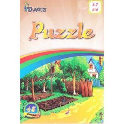 Puzzle - Colectia Desene 4 - 48 de piese (3-7 ani)