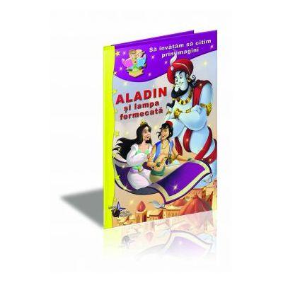 Sa invatam sa citim prin imagini Aladin