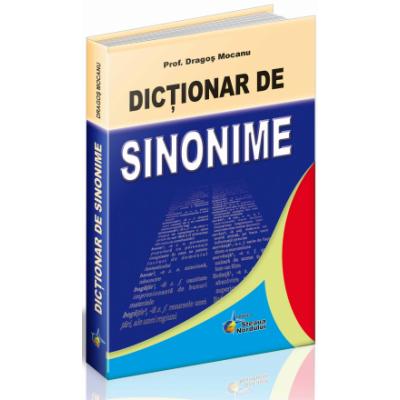 Dicționar de sinonime – Dragoș Mocanu