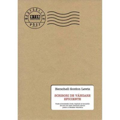 Scrisori de vanzare eficiente - Herschell Gordon Lewis