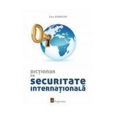 Dictionar de securitate internationala - 