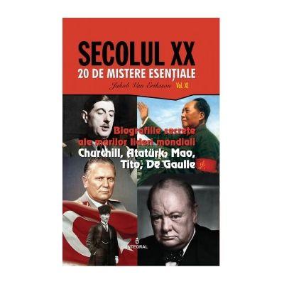 Biografiile secrete ale marilor lideri mondiali - Jakob van Eriksson