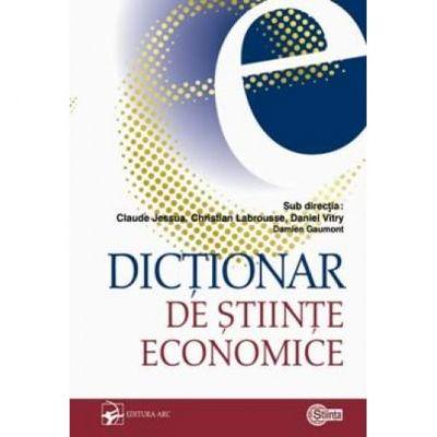 Dictionar de stiinte economice. C. Jessua