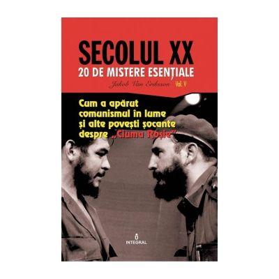 """Cum a apărut comunismul în lume și alte povești șocante despre """"Ciuma Roșie"""" - Jakob van Eriksson"""