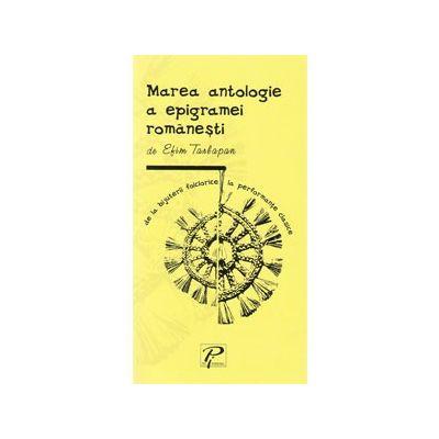 Marea Antologie a Epigramei Româneşti