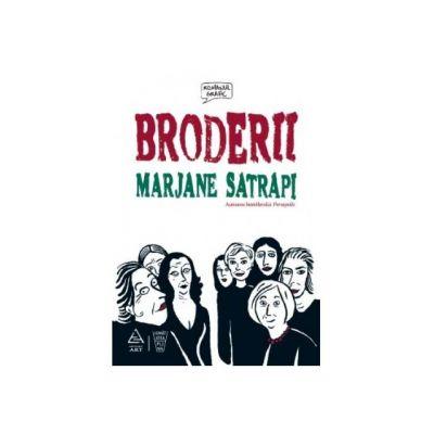 Broderii - Marjane Satrapi