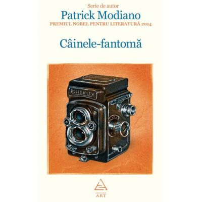 Câinele-fantomă - Patrick Modiano