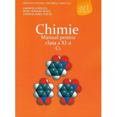 Chimie C1 - Manual pentru clasa XI