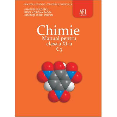 Chimie C3 - Manual pentru clasa XI