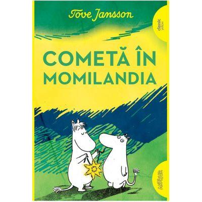 Cometă în Momilandia - Tove Jansson