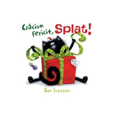 Crăciun fericit, Splat! - Rob Scotton