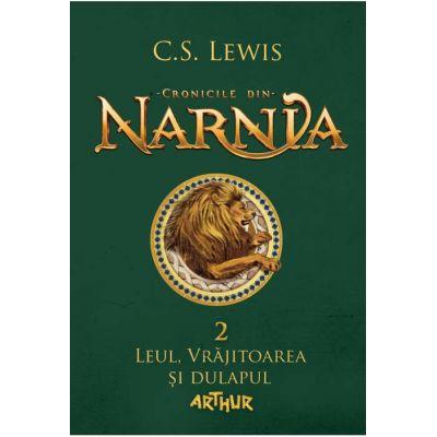 Cronicile din Narnia II. Leul, Vrăjitoarea și dulapul - C. S. Lewis