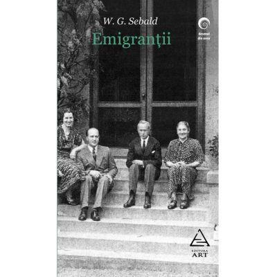 Emigranții - W. G. Sebald