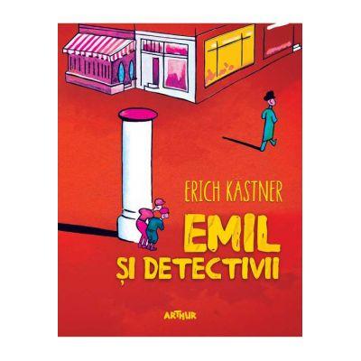 Emil și detectivii - Erich Kästner