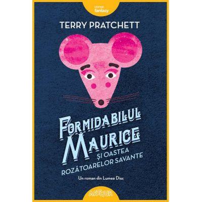 Formidabilul Maurice și oastea rozătoarelor savante - Terry Pratchett