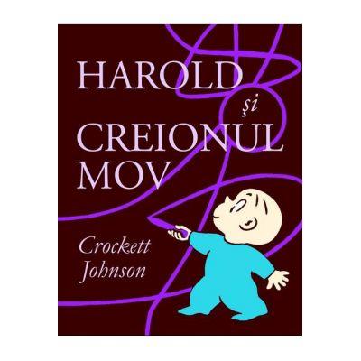 Harold și creionul mov - Crockett Johnson