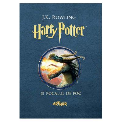 Harry Potter și Pocalul de Foc - J. K. Rowling