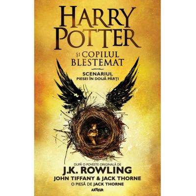 Harry Potter și copilul blestemat - J. K. Rowling, John Tiffany, Jack Thorne