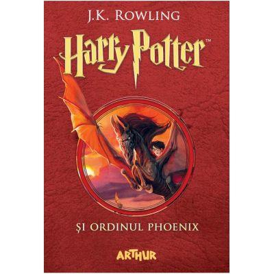 Harry Potter și Ordinul Phoenix - J. K. Rowling