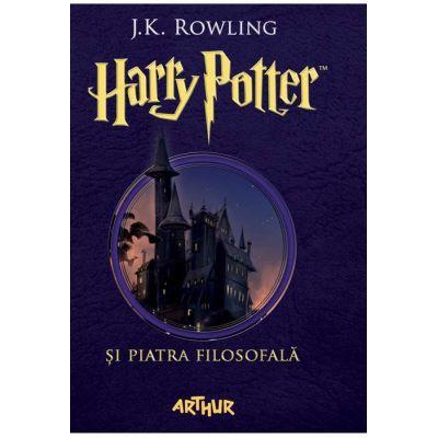 Harry Potter și piatra filosofală - J. K. Rowling