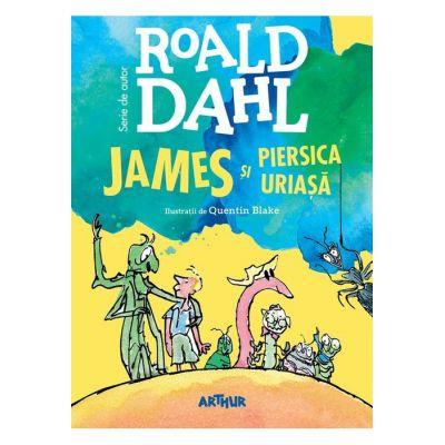 James şi piersica uriaşă - Roald Dahl