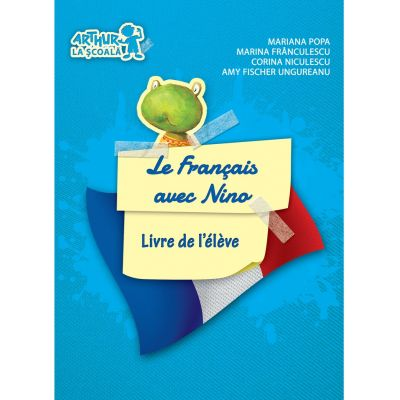 Limba franceza - Clasa pregatitoare