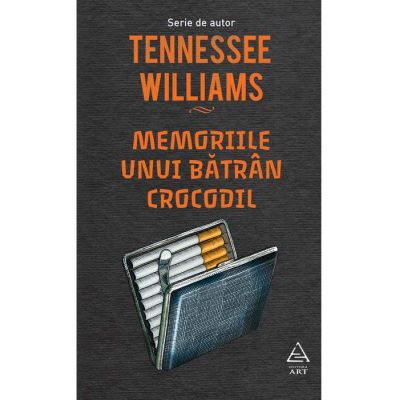 Memoriile unui bătrân crocodil - Tennessee Williams