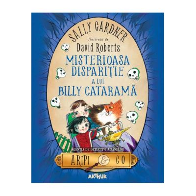 Misterioasa dispariție a lui Billy Cataramă - Sally Gardner