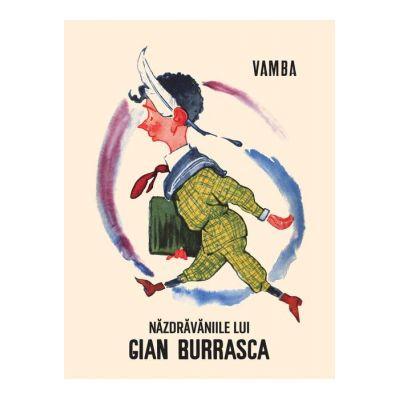 Năzdrăvăniile lui Gian Burrasca - Vamba