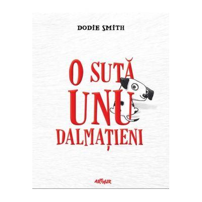 O sută unu dalmațieni - Dodie Smith