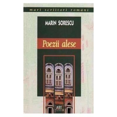 Poezii alese - Marin Sorescu