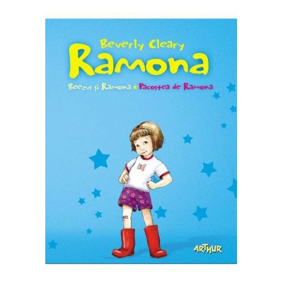 Ramona - Beverly Cleary