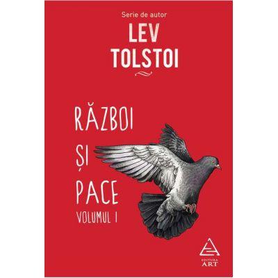 Război și pace - două volume - Lev Tolstoi