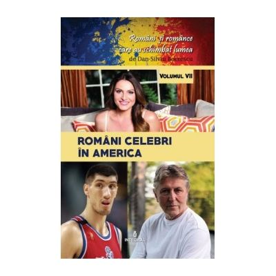 Români celebri în America - Boerescu Dan-Silviu