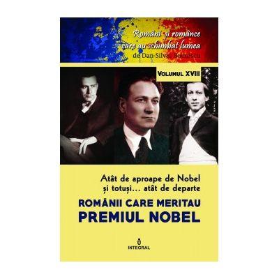Românii care meritau Premiul Nobel - Boerescu Dan-Silviu