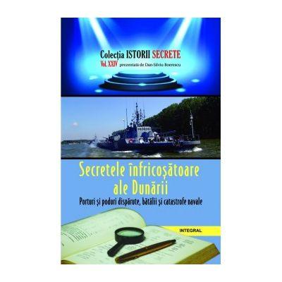 Secretele înfricoșătoare ale Dunării. Porturi și poduri dispărute, bătălii și catastrofe navale - Boerescu Dan-Silviu