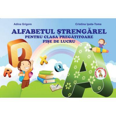 Alfabetul Ștrengărel, Clasa Pregătitoare
