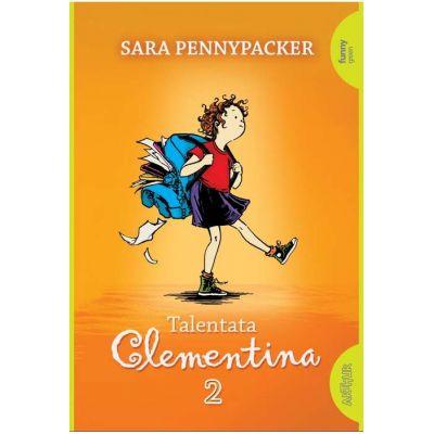 Talentata Clementina #2 - Sara Pennypacker