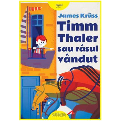 Timm Thaler sau râsul vândut - James Krüss