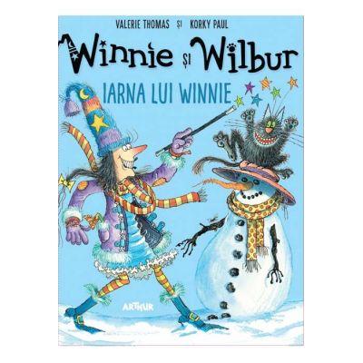 Winnie și Wilbur. Iarna lui Winnie - Valerie Thomas