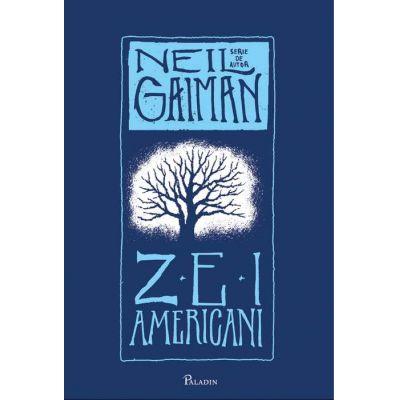 Zei americani - Neil Gaiman