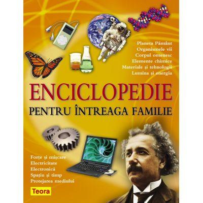 Enciclopedie pentru intreaga familie