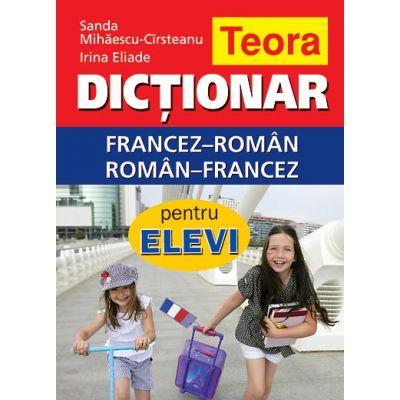 Dictionar FR/RO - RO/FR (pentru elevi)