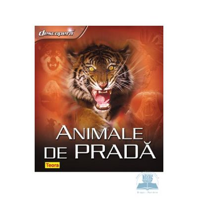 Descopera | Animale de prada