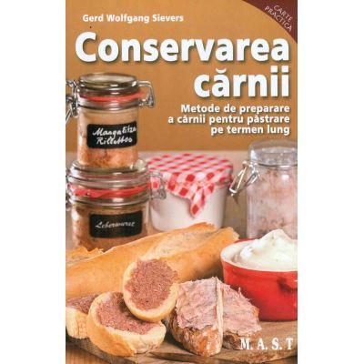 Conservarea carnii