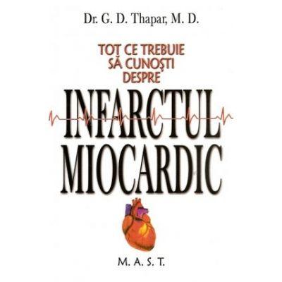 Tot ce trebuie sa cunosti despre infarctul miocardic