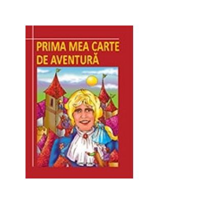 Prima mea carte de aventura