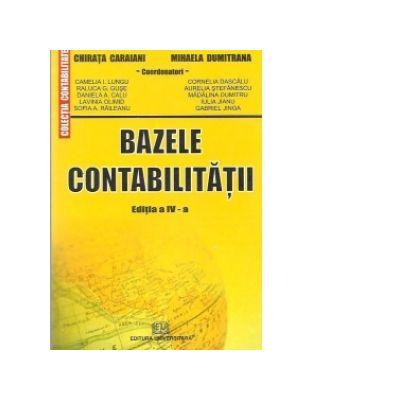 BAZELE CONTABILITATII - Mihaela Dumitrana, Chirata Caraiani